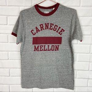 League Classic fit Carnegie Mellon graphic tee S